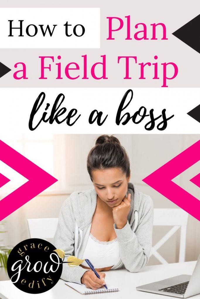 plan a field trip