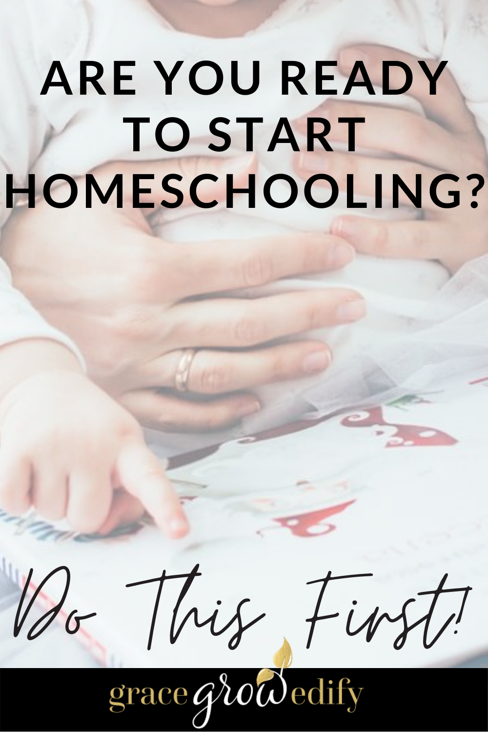Are you ready to start homeschooling? Here are 5 important things that you should do first! #homeschool #homeschooling #starthomeschooling