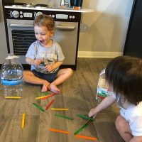 Top 10 Ways to Keep Toddlers Busy While You Homeschool