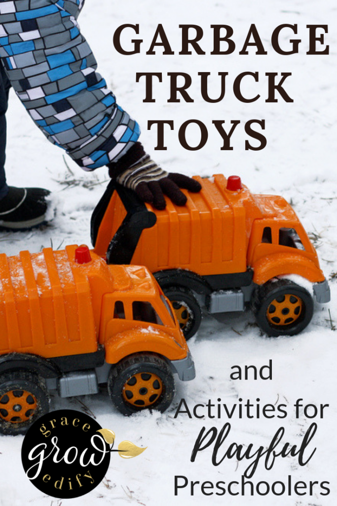 The Best Trash Truck Toys and Activities for Playful Preschoolers