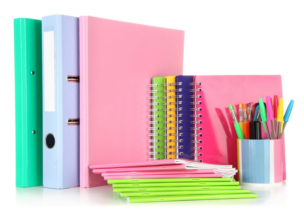 organize homeschool