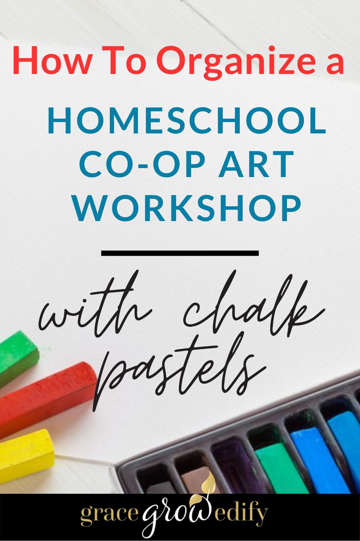 Homeschool Co-op Art