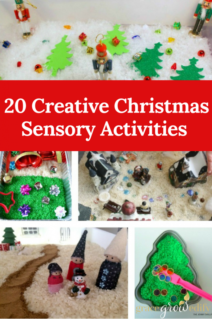 Top 20 Creative Christmas Sensory Activities for Children