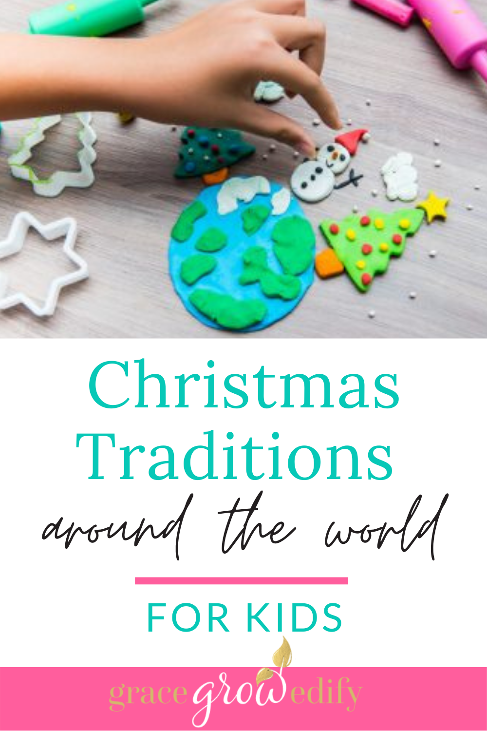 Christmas Traditions Around The World For Kids