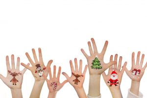 Hands On Holiday Activity Calendar for Kids