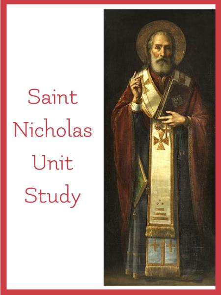Saint Nicholas Unit Study