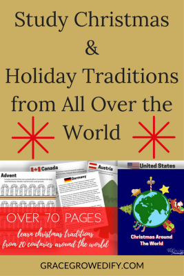 Study Christmas & Holiday Traditions from All Over the World