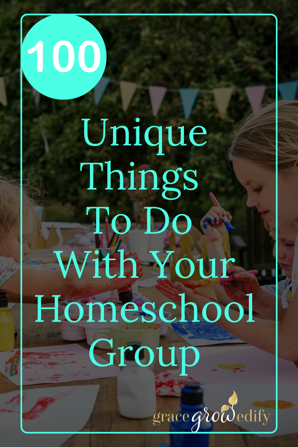 Homeschool Group Activities