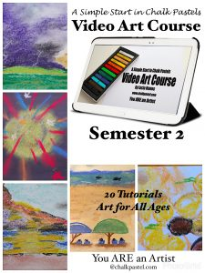 Semester 2 Video Art Lessons