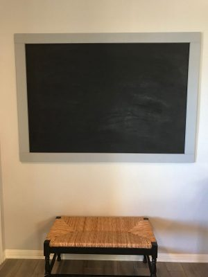 DIY Massive Chalkboard Tutorial