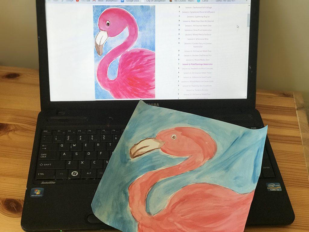 online art curriculum