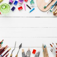 Online Art Studio for Creative Homeschool Children