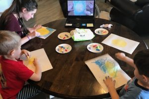 Easy Preschool Art Projects That You Can Do All Year