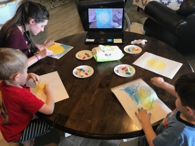 Why Chalk Pastels are the Perfect Art Choice for Preschoolers
