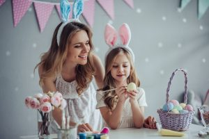 A Tale of Two Christian Families; The Easter Bunny, Tooth Fairy & Santa