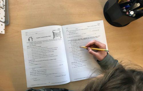 Paradigm Accelerated Curriculum • English Communication Skills