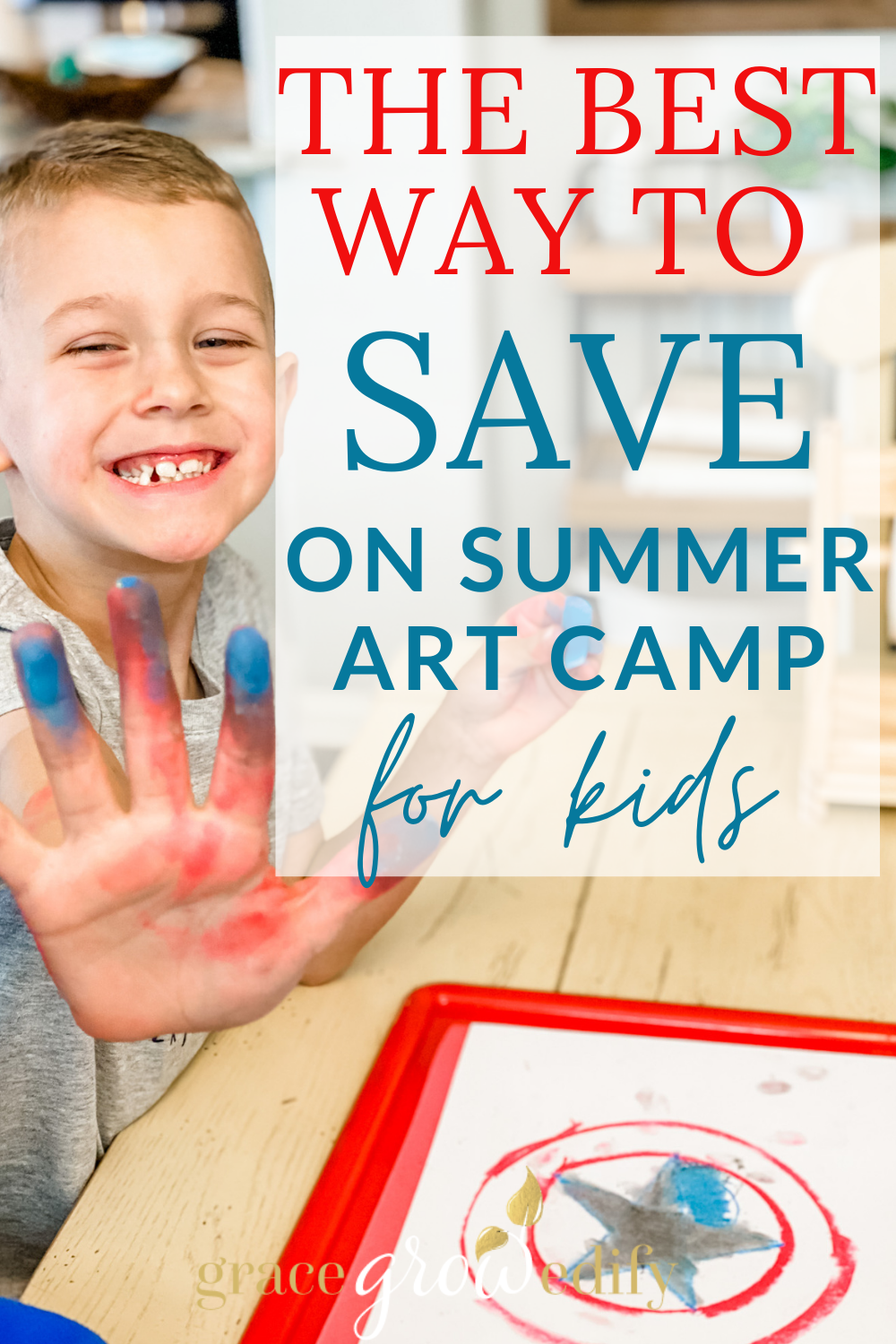 Save this summer with online art camp for kids! With access to over 600 art lessons and tons of fun planned, you can't go wrong. Get a year of online art curriculum for the same price as a week of art camp! #homeschoolart #summercamp #onlineartclass #artclassesforkids