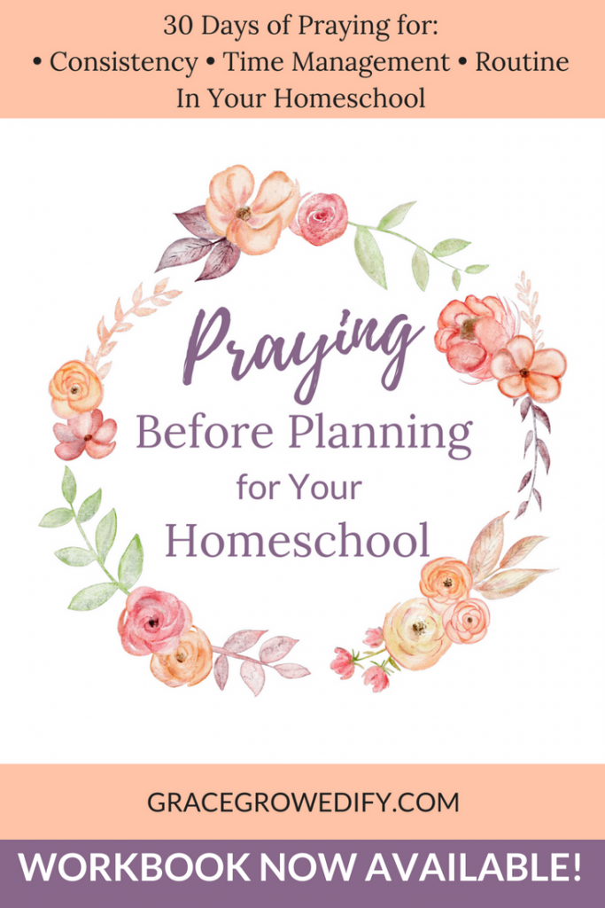 Biblical Principles for Homeschool Harmony • Time Management