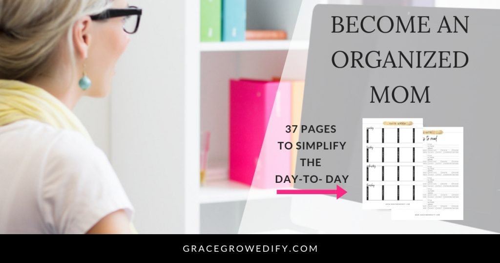 Practical Planner Pages That Will Make You An Organized Mom