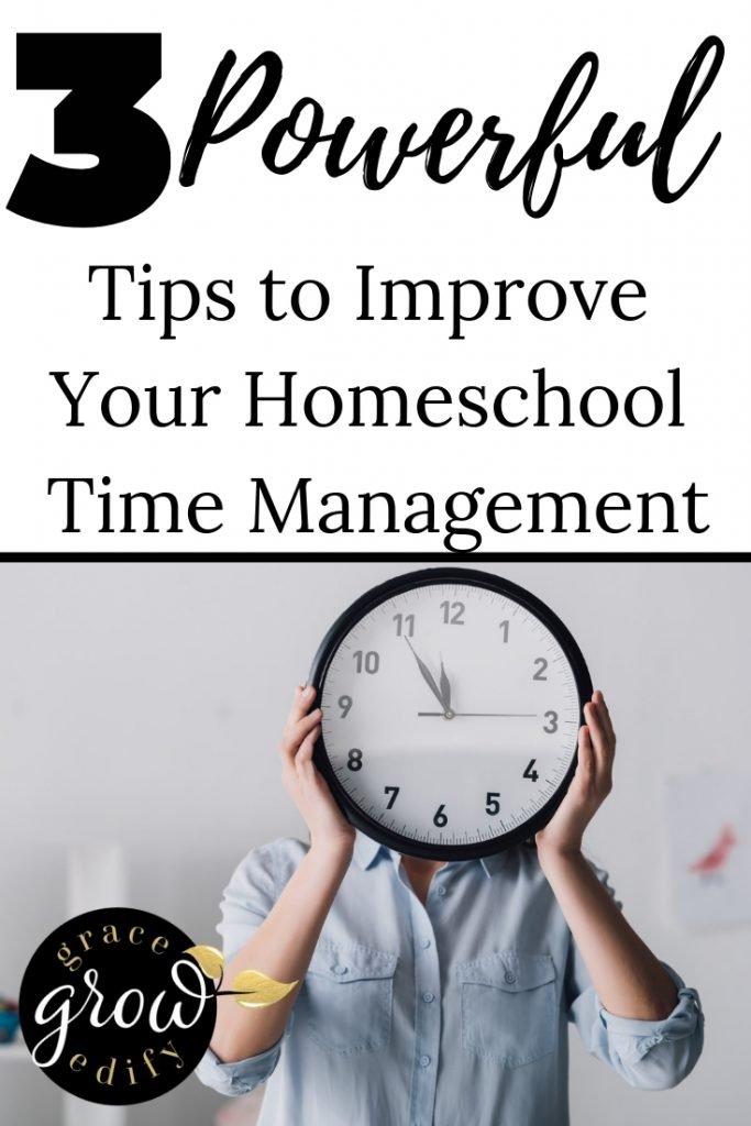 Homeschool Time Management