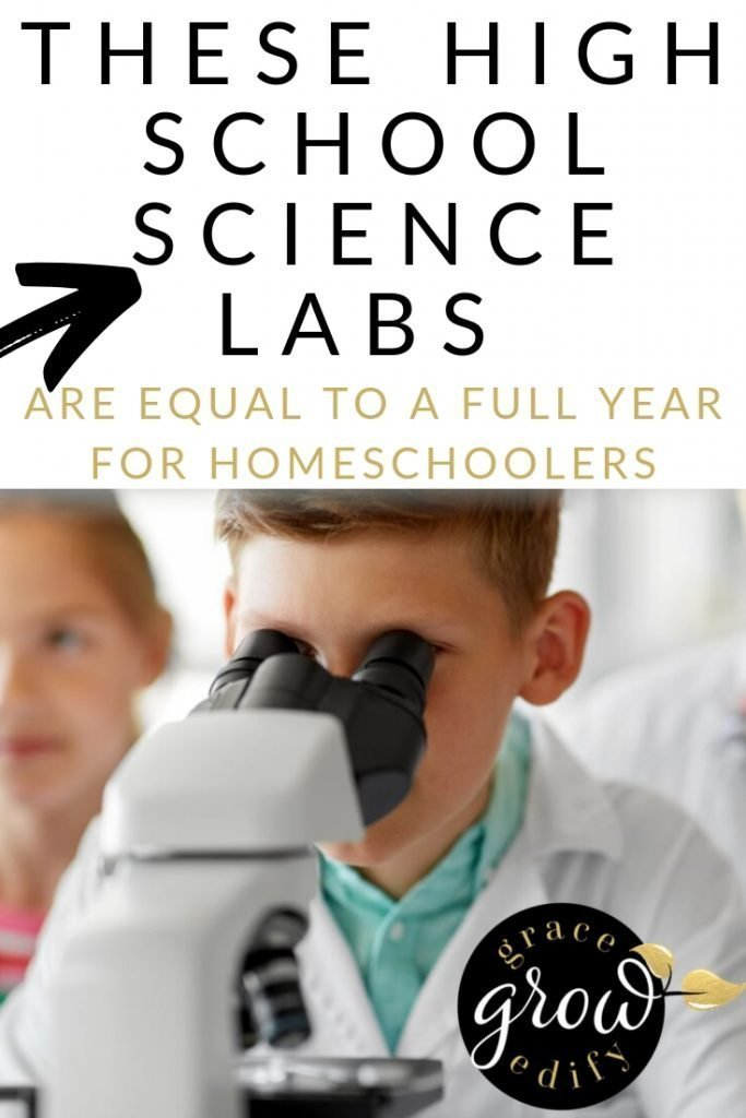 high school science labs