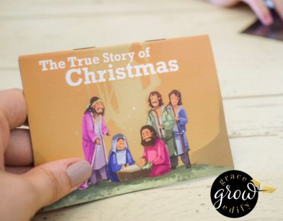 gospel tracts for children