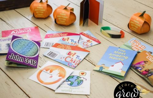 gospel tracts for kids