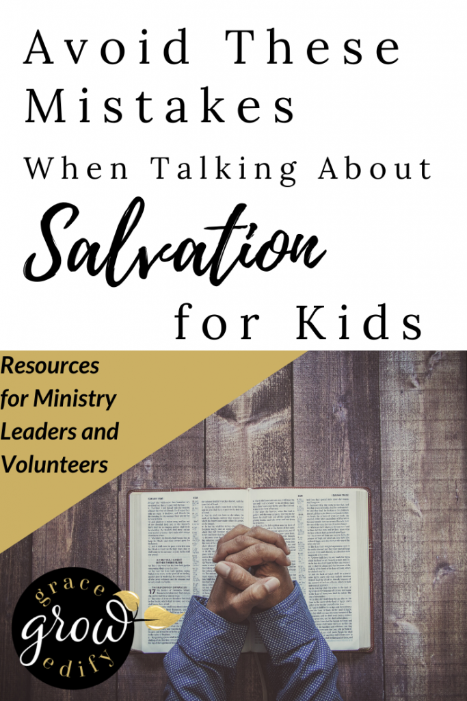 salvation for kids