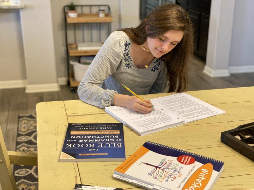 Homeschool Writing Curriculum