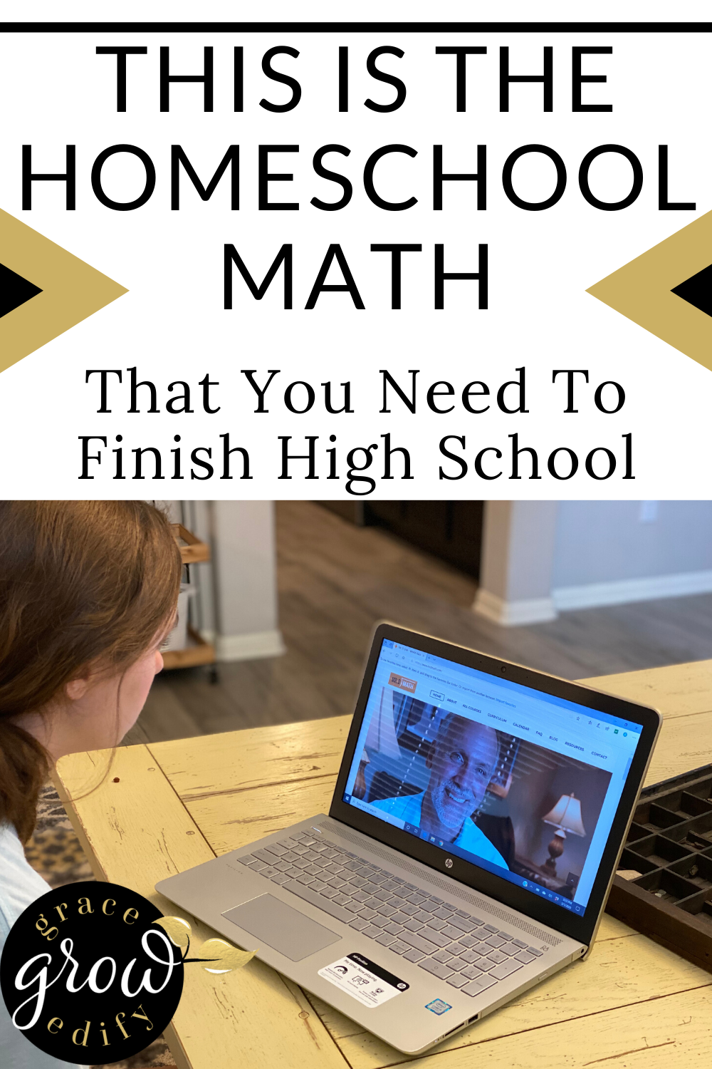 Homeschool Math High School