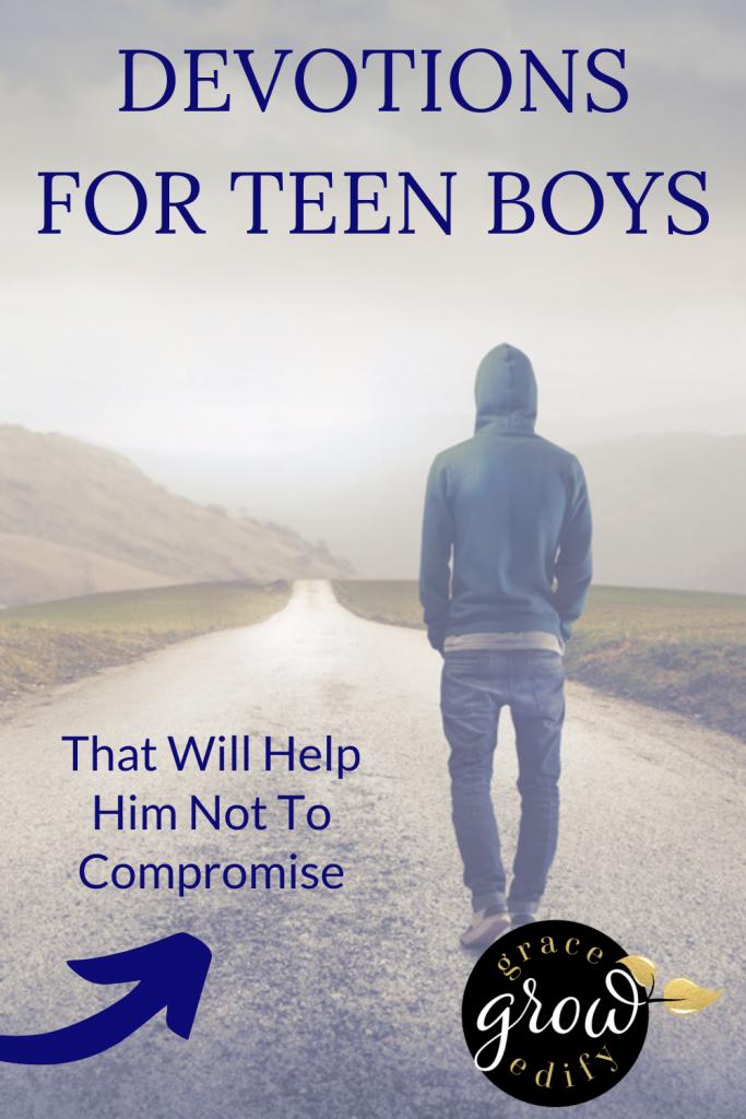 Devotions for Teen Boys
