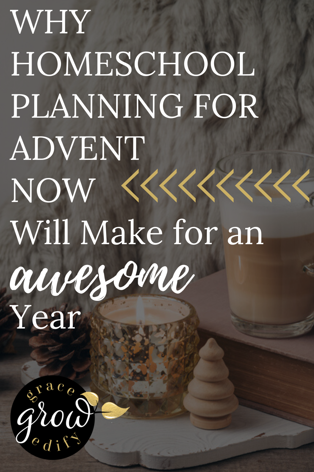Homeschool Planning For Advent