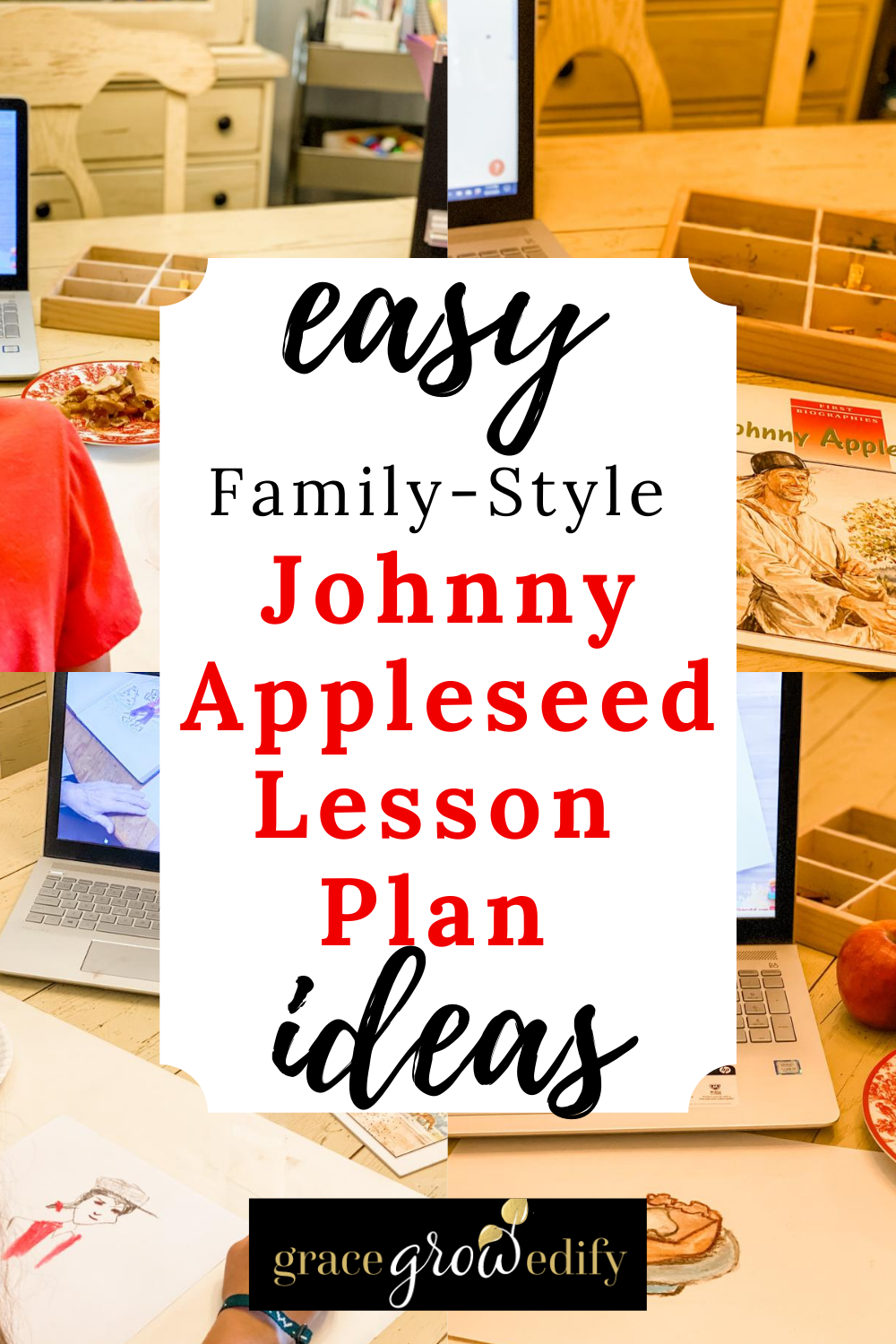 Johnny Appleseed Lesson Plans