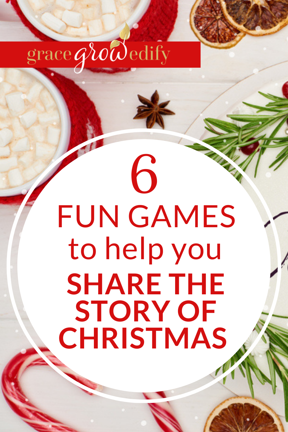 6 Fun Games to Help You Share the Story of Christmas