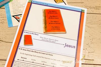 Bible for Preschoolers
