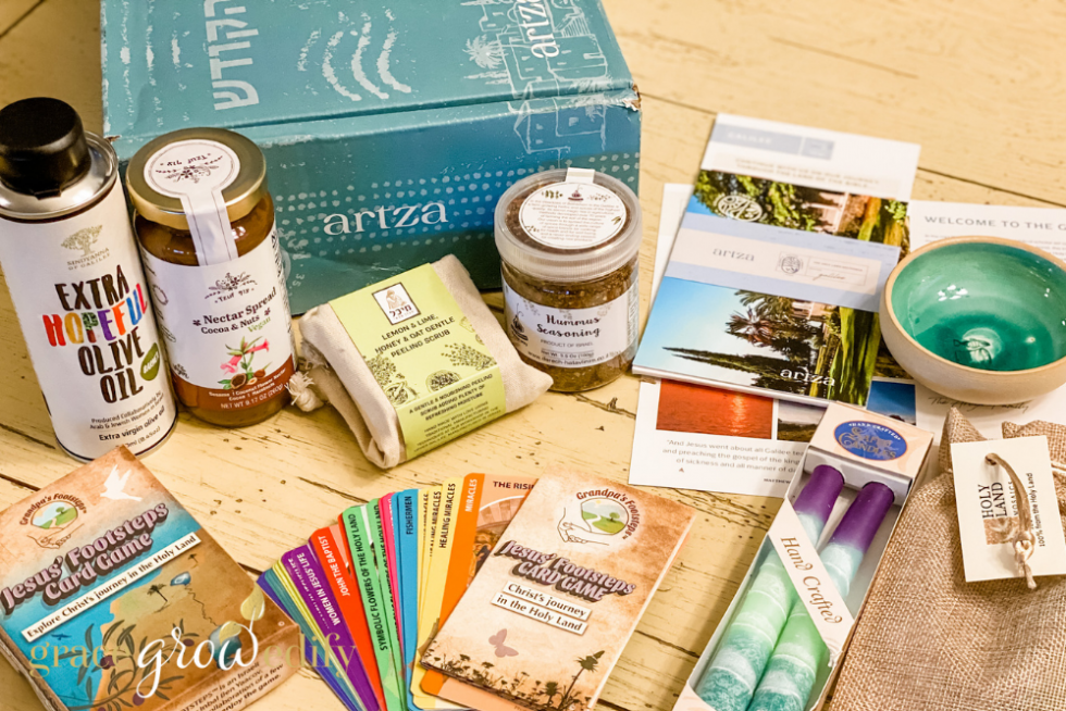 Israel Subscription Boxes