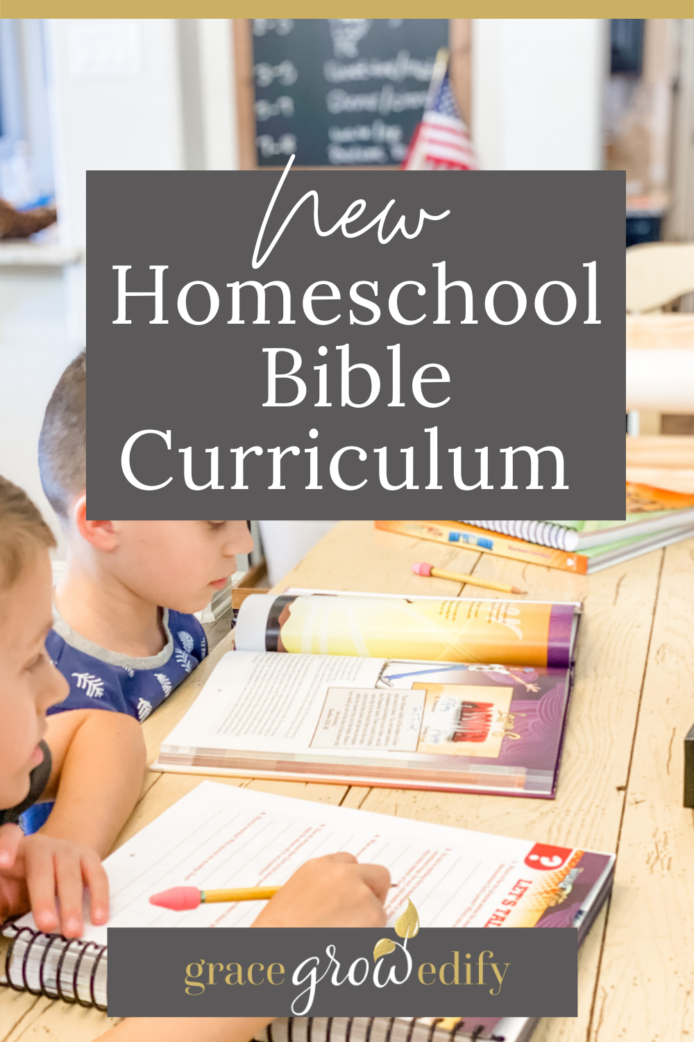 See Apologia's new homeschool Bible curriculum, The Word in Motion, for families who want to incorporate Bible study into their days. #homeschoolbible #Biblestudyforkids #Biblecurriculum #homeschoolcurriculum #christianhomeschool