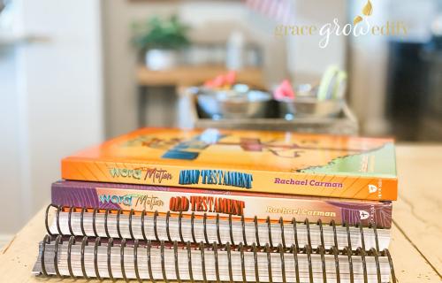Homeschool Bible Curriculum