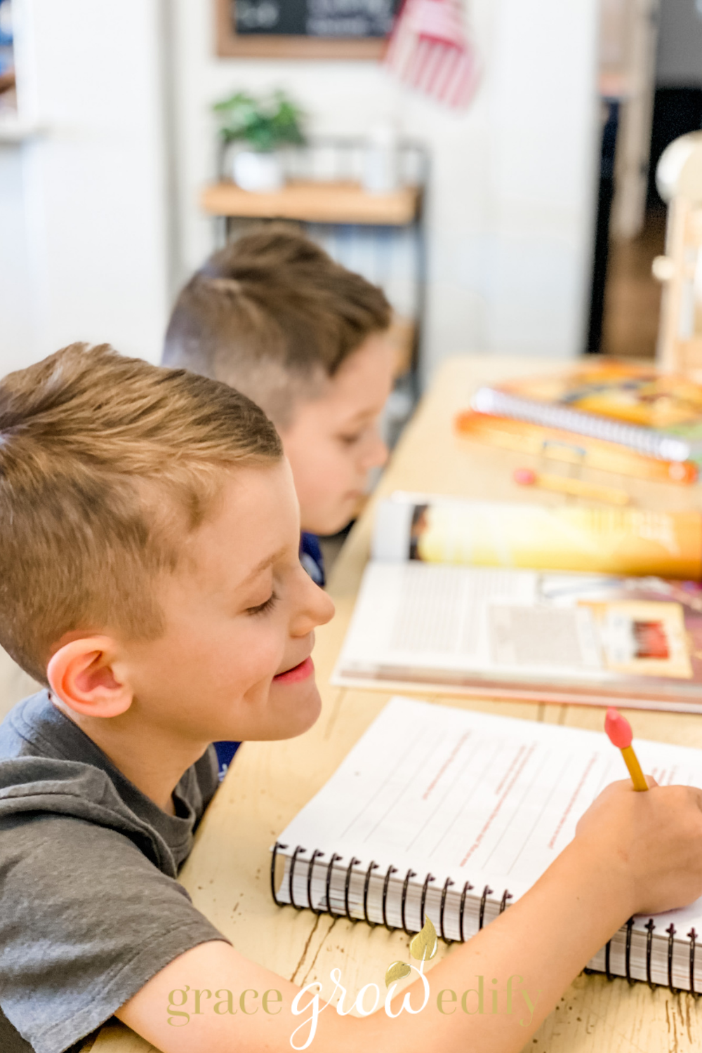 See Apologia's new homeschool Bible curriculum, The Word in Motion, for families who want to incorporate Bible study into their days. #biblecurriculum #homeschool #homeschoolbible #christianhomeschooling